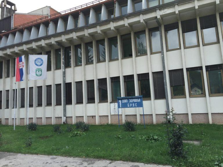 Remodeling od the Pediatric Ward at Vranje Hospital