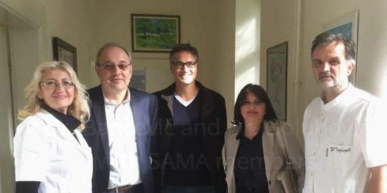 Oxygen for the Pediatric Urgent Care in Sremska Mitrovica