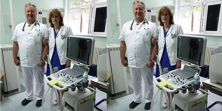 Ultrasound to Hospital in Pančevo