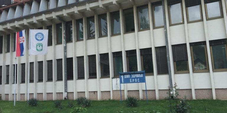 remodelling hosptial in serbia