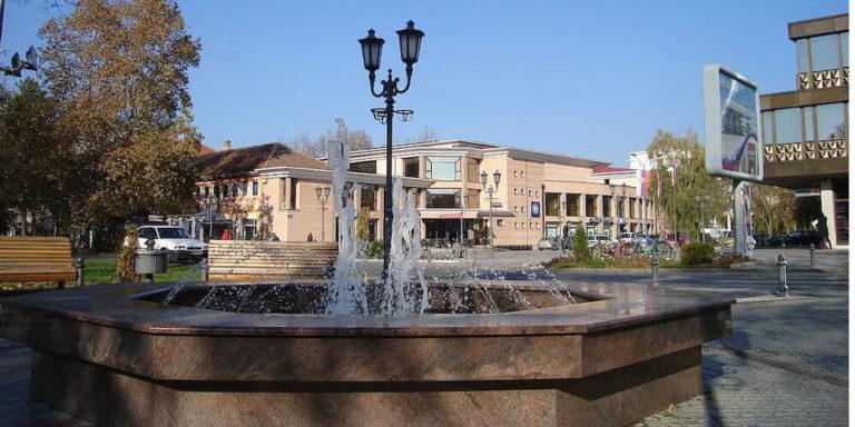 vrbas center serbia