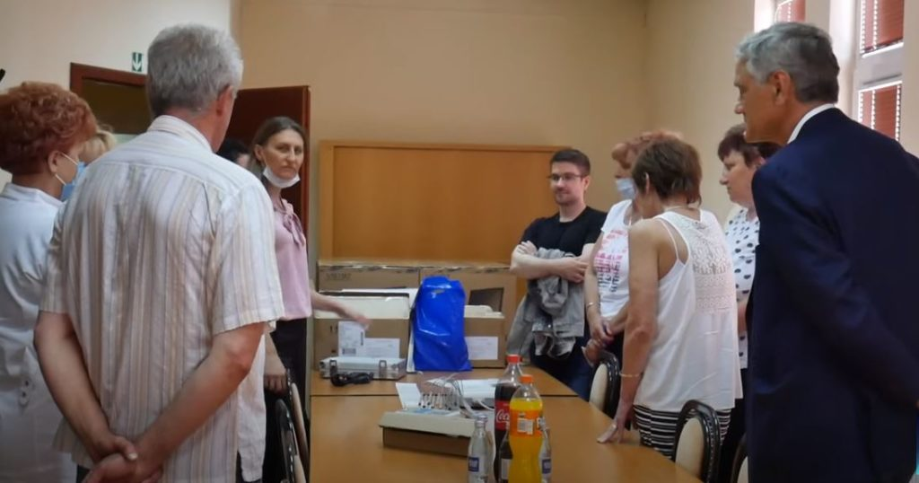EKG demo Smed Palanka